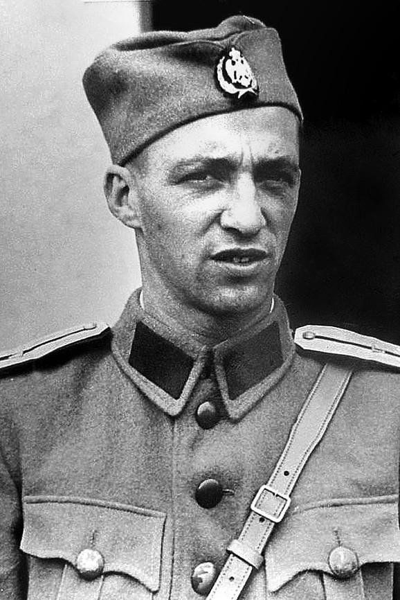 Uzeo je srpsko ime Miloš Vojnović