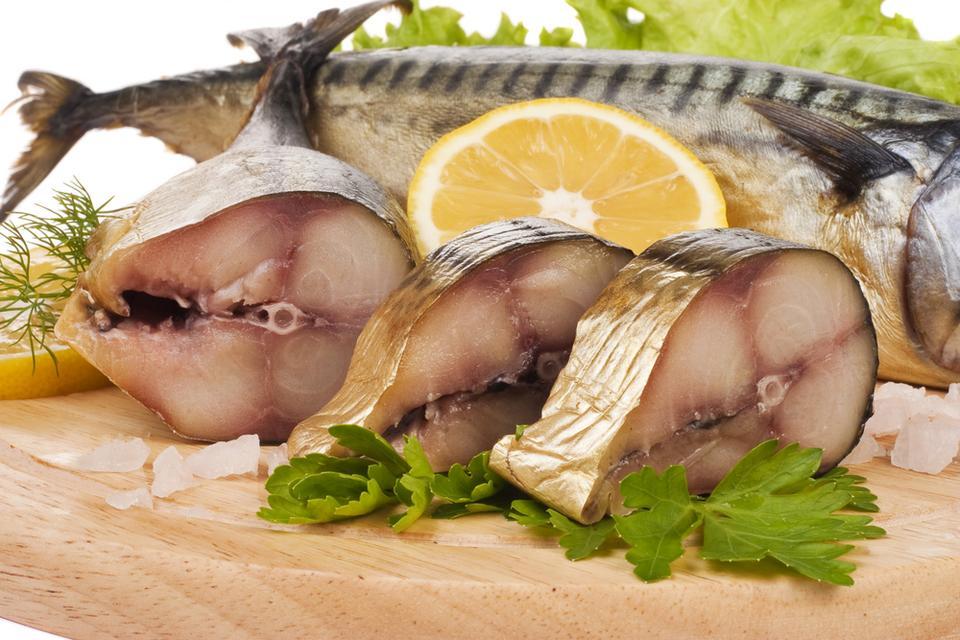 10 morskich superproduktów: Makrela