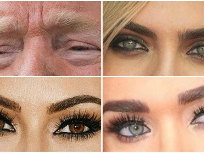 Jedan detalj na licu dokazano otkriva NARCISA: Da li pogađate koje slavne ličnosti misle da se CEO SVET VRTI OKO NJIH?