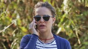 Natalie Portman w zaawansowanej ciąży. Poród niebawem?