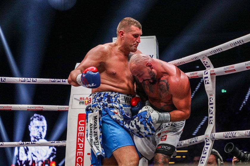 Boks. Knockout Boxing Night 5. 10.11.2018