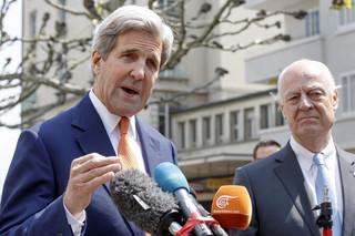 Kerry: Sytuacja w Syrii zaczyna wymykać się spod kontroli