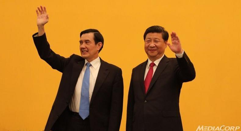 Taiwan, China swap jailed spies after leaders' historic meet
