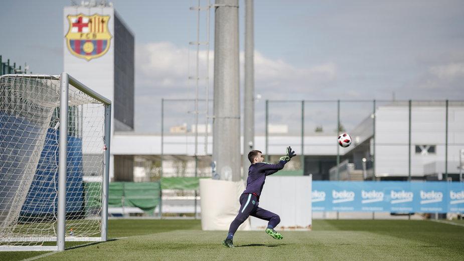 Szkółka piłkarska La Masia w Barcelonie
