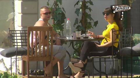 TI SI KAO SVINJA KOJA TRAŽI VEPRA: Brendon i Rada se SUROVO POSVAĐALI, a onda se umešala Miljana i ŽESTO IZVREĐALA Vasićevu! VIDEO