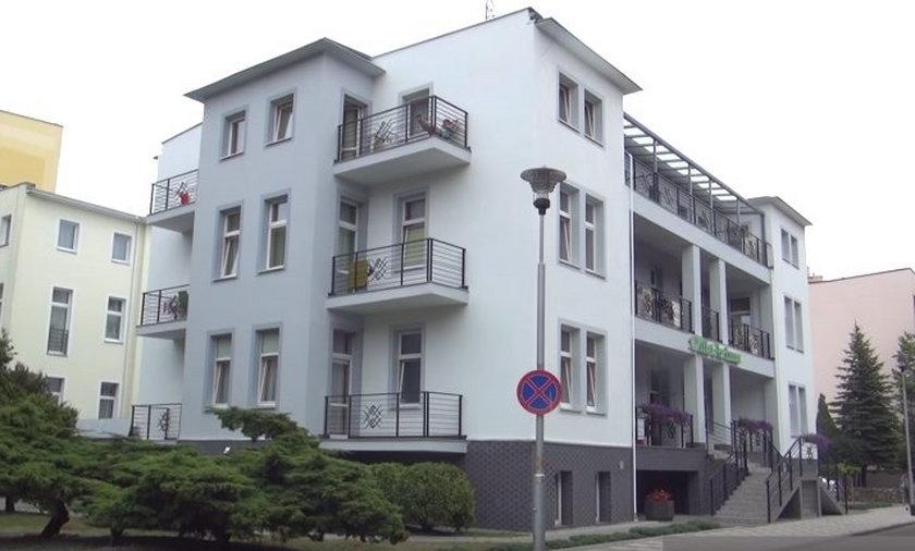 Szpital uzdrowiskowy Willa Fortuna w Kołobrzegu