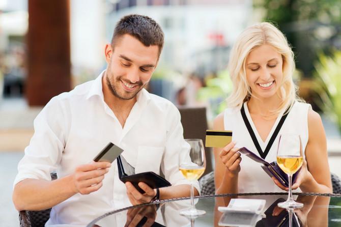 U skladnom braku partneri se uspešno usaglašavaju oko trošenja novca koji im je na raspolaganju