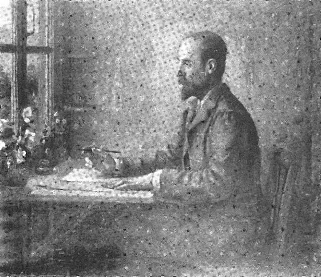 U Šamonu, rad Edmonda de Pirija, 1903.