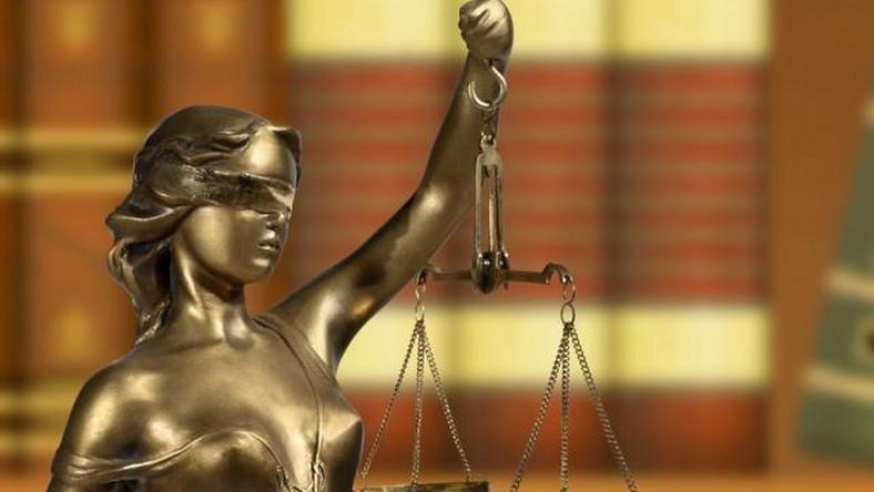 Symbol sprawiedliwości