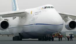 Największy samolot transportowy w Gdańsku