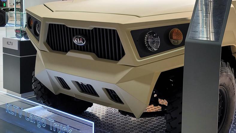 Kia odsłoniła nowy samochód dla wojska