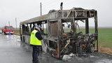 Spłonął miejski autobus