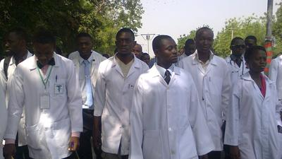 Striking doctors give FG 72 hours to pay withheld salaries