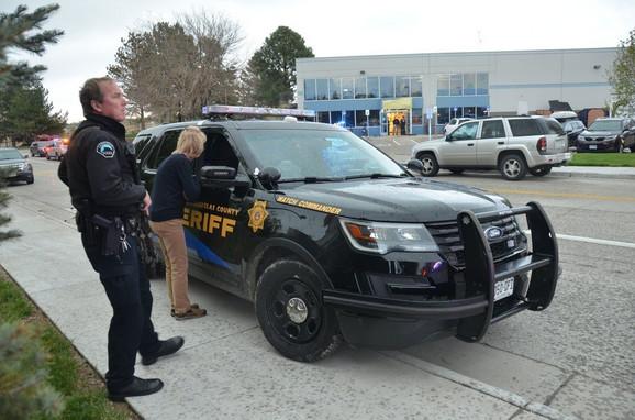 Policija ispred škole STEM nakon pucnjave