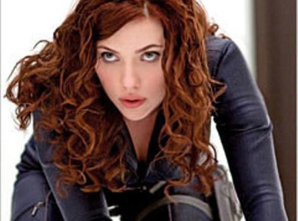 Zobacz Scarlett Johansson w lateksie