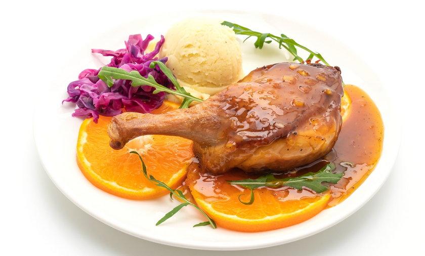 Przepisy na dania z kaczki.