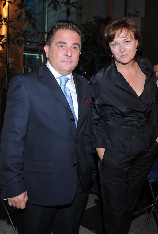 Agnieszka y Robert Makłowicz son dos hijos.
