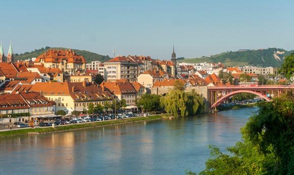 Maribor, Slovenija
