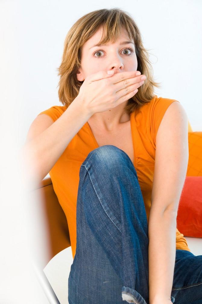 Loš zadah, pokazatelj zdravstvenog problema