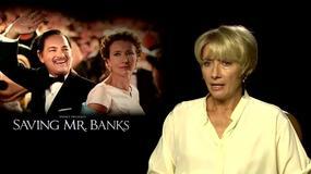 """""""Ratując pana Banksa"""": wywiad z Emmą Thompson"""
