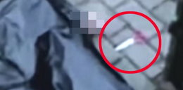 Jak wyglądały nożyczki znalezione przy zabitym przez policjanta Adamie?