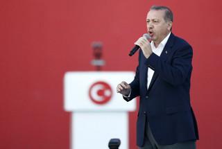 Turcja: Erdogan dąsa się na Unię i myśli nad karą śmierci