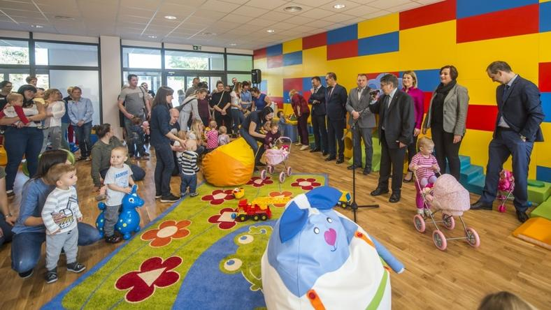 Na Białołęce powstał nowy żłobek z miejscami dla 150 dzieci