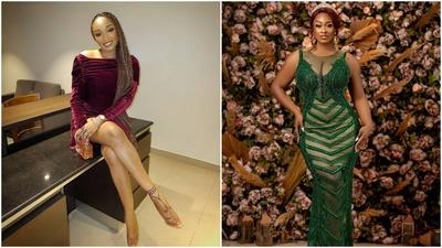 'You slept with a married footballer' - Odion Ighalo's estranged wife accuses BBNaija's Uriel