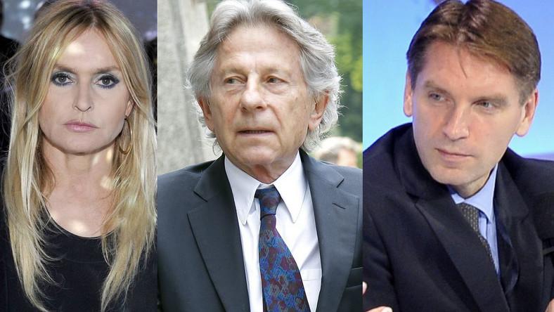 Monika Olejnik, Roman Polański, Tomasz Lis
