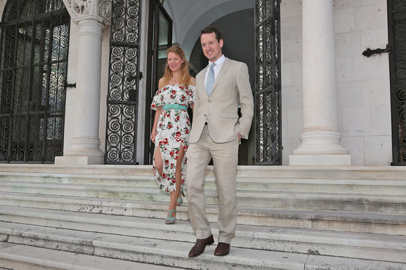 Danica i Filip Karađorđević