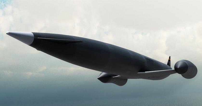 Tak będzie mógł wyglądać Skylon - połączenie szybkiego samolotu i rakiety kosmicznej
