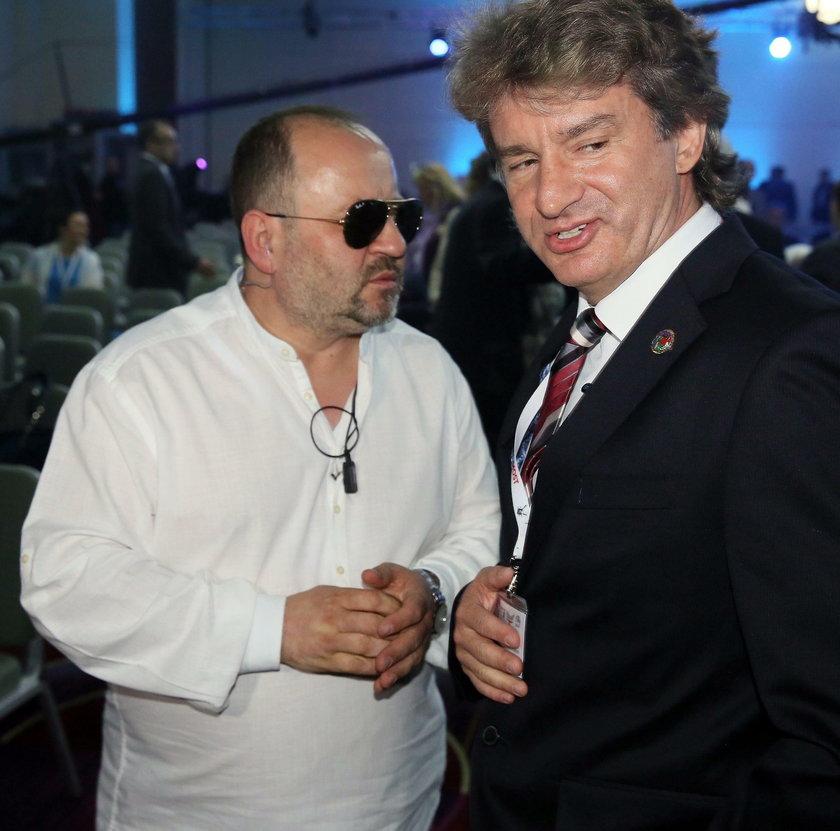Andrzej Gąsiorowski i Bogusław Bagsik