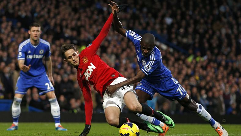 Manchester United Chelsea Londyn
