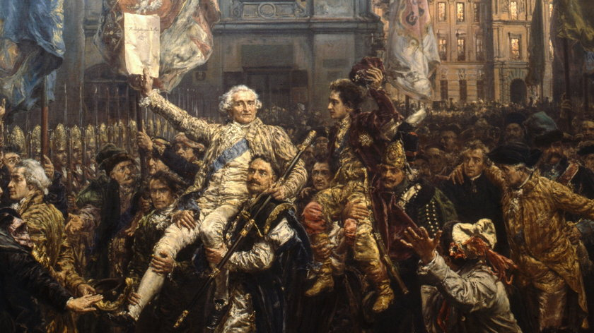Konstytucja 3 maja uchwalona w 1791 r. Jakie były jej najważniejsze postanowienia?