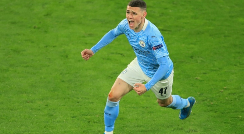 Fresh-faced Foden helps Man City exorcise Champions League demons