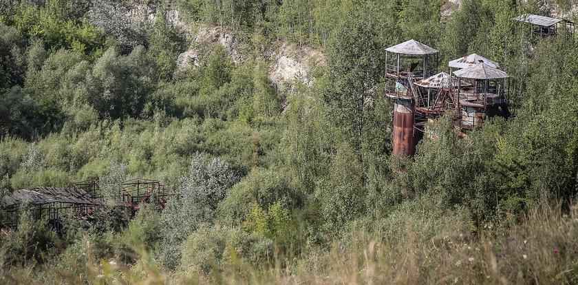 """W kamieniołomie Liban powstanie park. To tutaj filmowcy kręcili """"Listę Schindlera"""""""