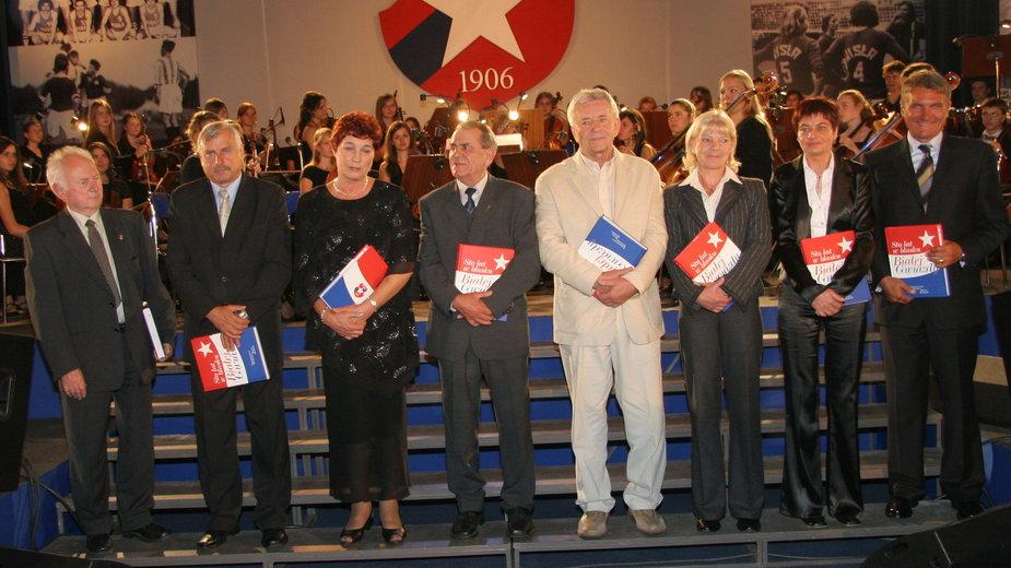 Jubileusz 100 lecia TS Wisła Kraków