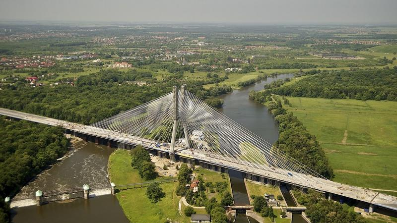 Most Rędziński we Wrocławiu