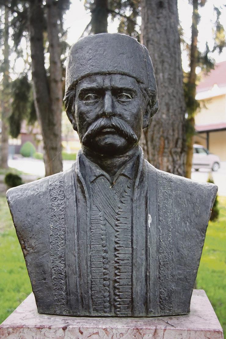 Bista serdar Jovan Mićić