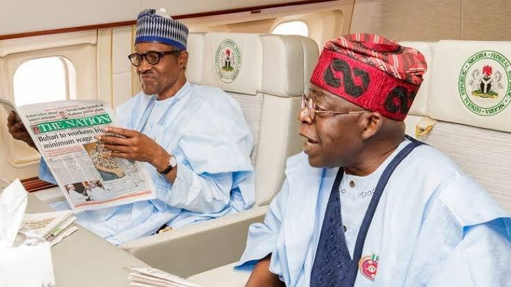 Ex CPC Chairman says there was agreement that Buhari will hand over to  Tinubu in 2023 | Pulse Nigeria