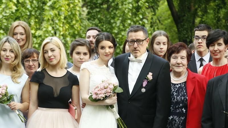 Andrzej Sołtysik i Paulina Czop wzięli ślub
