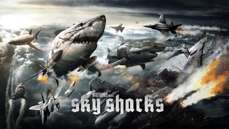"""""""Sky Sharks"""" – murowany kandydat do Złotych Malin na 2017 rok"""