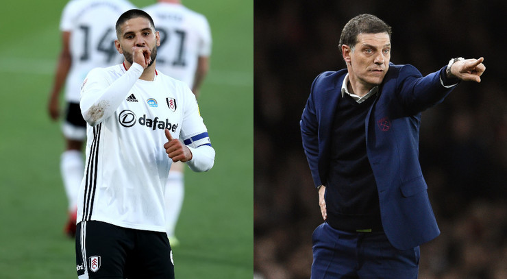 Aleksandar Mitrović i Slaven Bilić