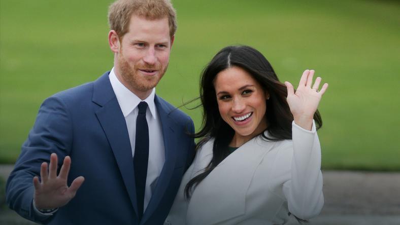 Książę Harry i Meghan Markle