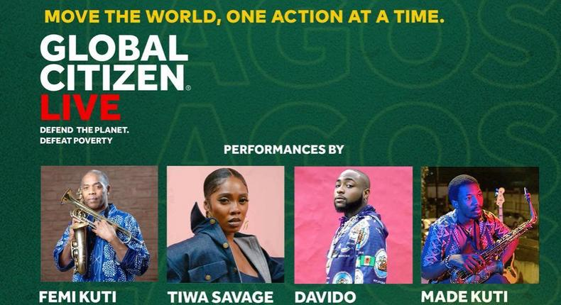 Global Citizen, Lagos Government, Access Bank partner to host live event amidst campaign to fight poverty
