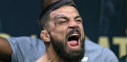 Skandaliczne zachowanie gwiazdy MMA. Znokautował mężczyznę w restauracji