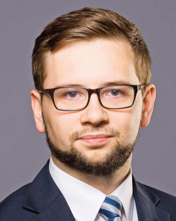 Mateusz Faron, radca prawny z kancelarii Radców Prawnych Zygmunt Jerzmanowski i Wspólnicy