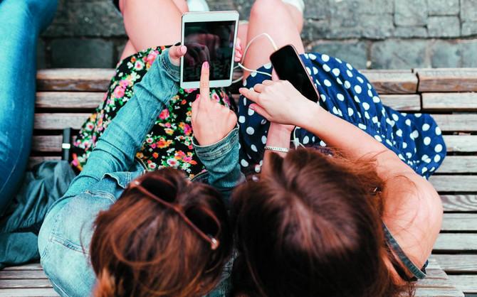 Reakcije na društvenim mrežima, merilo popularnosti