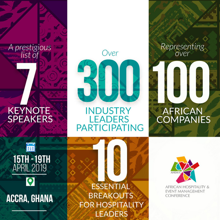 African Hospitality & Event Management Conference 2019