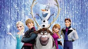 """""""Kraina lodu"""" z najlepszym otwarciem filmu animowanego w 2013 roku"""